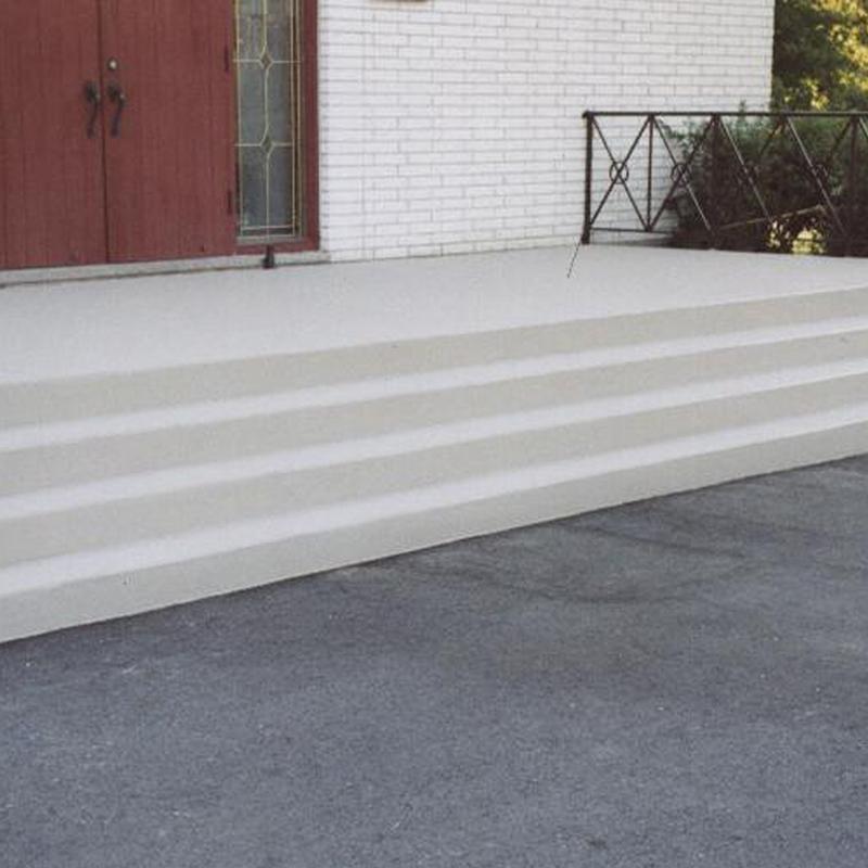 Revêtement escaliers - Acrylique Béton plus