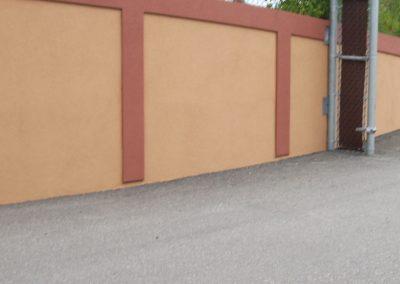 Revêtement industriel - Acrylique Enduit d'acrylique - Réparation de béton - Réparation d'acrylique - Revêtement de stucco - Trottoirs, cabanon et terrasse