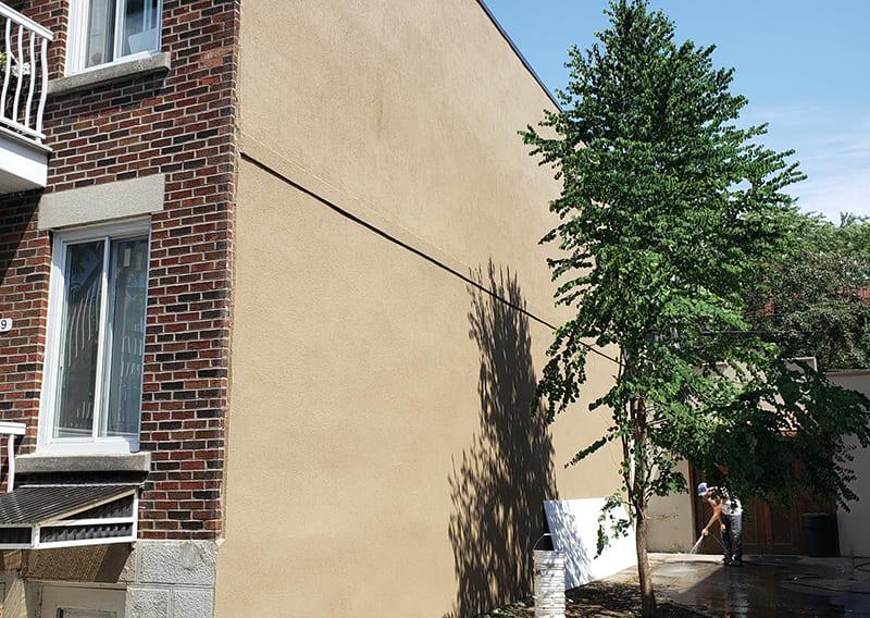 Résidentiel – Rénovation de béton